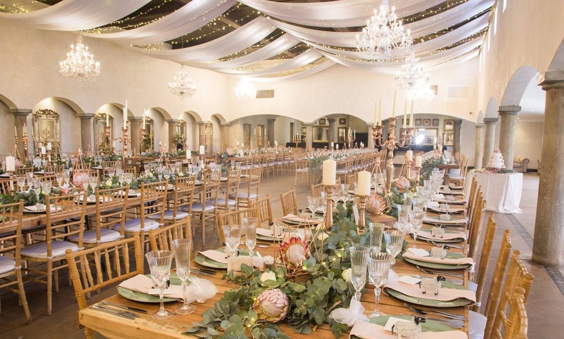 avianto wedding venue banquet hall muldersdrift