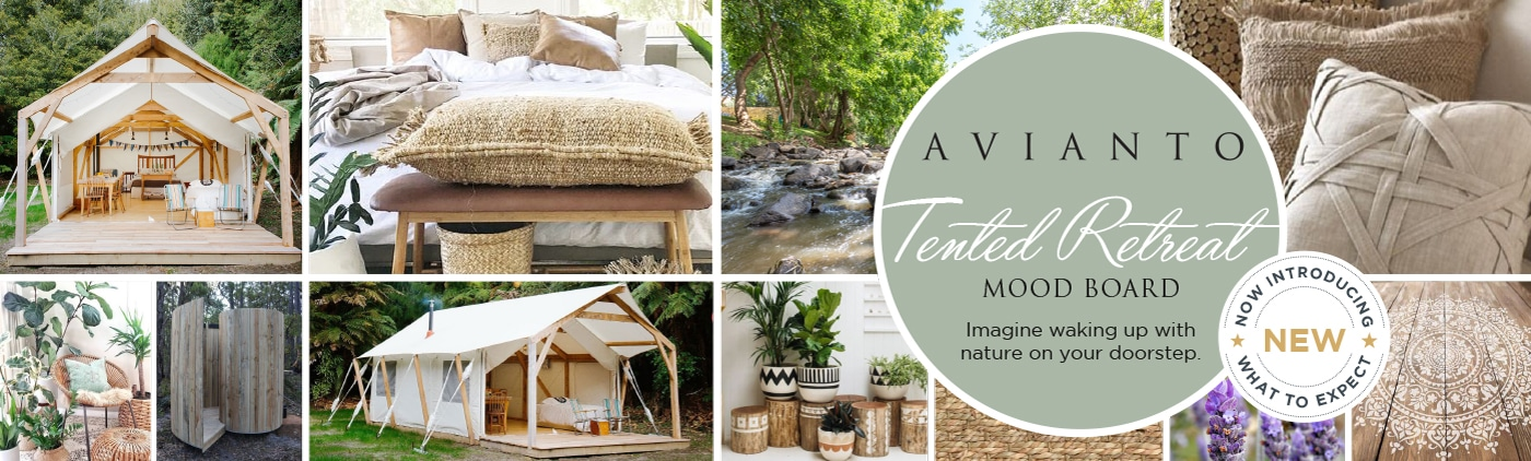 Avianto Luxury Tent accommodation retreat Muldersdrift