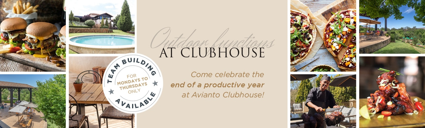 Avianto Year-end Functions Clubhouse