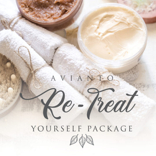 Re-Treat Yourself Package