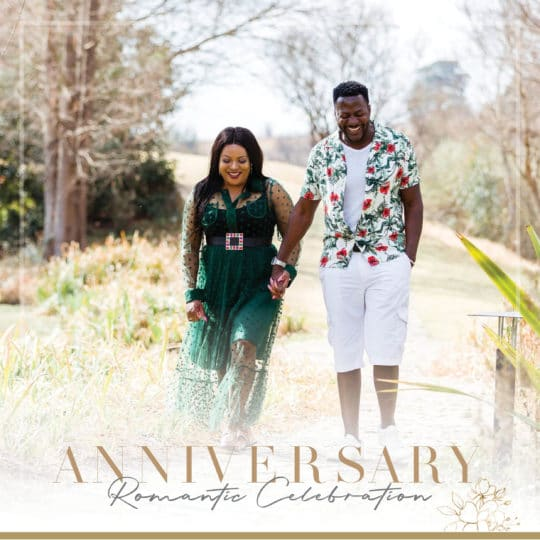 Anniversary Celebration Package